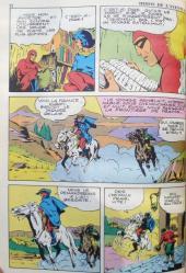 Verso de Les héros de l'aventure (Classiques de l'aventure, Puis) -Rec09- Album N°9 (du n°25 au n°27)