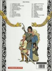 Verso de Thorgal -7Ind2- L'Enfant des Étoiles