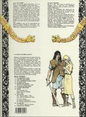 Verso de Thorgal -6a1986- La chute de Brek Zarith