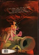 Verso de Spynest -2- Mission 2 : Opération Excalibur