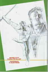 Verso de Kurt Busiek's Astro City (1995) -5- Reconnaissance