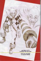 Verso de Kurt Busiek's Astro City (1995) -3- A little knowledge