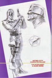 Verso de Kurt Busiek's Astro City (1995) -2- The scoop