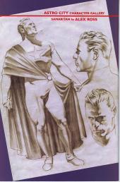 Verso de Kurt Busiek's Astro City (1995) -1- In dreams