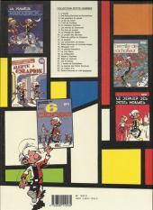 Verso de Les petits hommes -19a1990- Alerte à eslapion