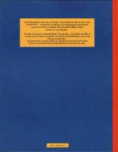 Verso de Jacques Gallard (Une aventure de) -1- Parfum d'Afrique
