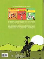 Verso de Lucky Luke (Intégrale Dupuis/Dargaud) -24- L'intégrale 24