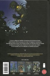 Verso de Darkness (Delcourt) -4- Destination infernale