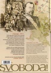 Verso de Svoboda! -2- Iekaterinbourg, été 1918