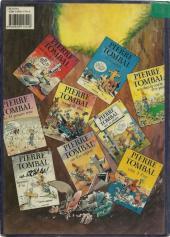 Verso de Pierre Tombal -7a1993- Cas d'os surprise