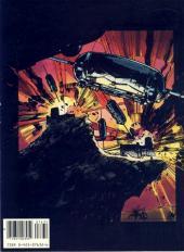 Verso de Dune (Macchio/Sienkiewicz, 1984) - Dune - The Official Comic Book