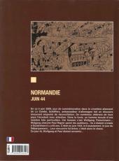 Verso de Normandie juin 44 -4- Sword beach / Caen