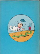 Verso de Popeye (Cap'tain présente) -56- L'sabotage n'paye pas
