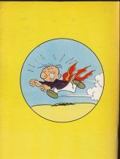 Verso de Popeye (Cap'tain présente) -61- Quand les poissons volent