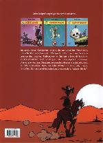 Verso de Lucky Luke (Intégrale Dupuis/Dargaud) -12'- L'Intégrale 12