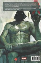 Verso de Moon Knight (Marvel Knights) -1- Vengeur