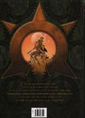 Verso de Les naufragés d'Ythaq -4a- l'ombre de khengis