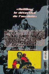 Verso de Hellboy (Dark Horse France) -1- Les germes de la destruction tome 1