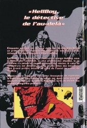 Verso de Hellboy (Dark Horse France) -2- Les germes de la destruction tome 2