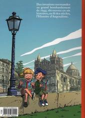 Verso de Histoires de... - Histoire(s) d'Angoulême