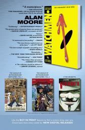 Verso de Before Watchmen: Silk Spectre (2012) -1- Silk Spectre 1 (of 4) - Mean Goodbye