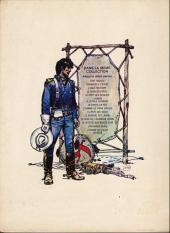 Verso de Blueberry -12a1974- Le spectre aux balles d'or