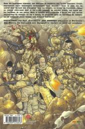 Verso de 303 (Panini Comics) -1- Les plaines d'Afghanistan