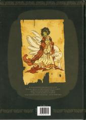 Verso de Mercenaires -2- Le Seigneur des Trois Cités