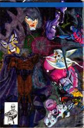 Verso de X-Men (Marvel France 1re série - 1997) -1- X-Men 1