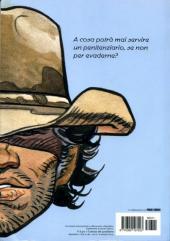 Verso de Classici del Fumetto di Repubblica (I) - Serie Oro -25- Blueberry - Il Tesoro dei Confederati