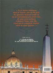 Verso de Le janitor -1a2011- L'Ange de Malte