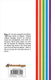 Verso de Bleach -HS5- Official Bootleg