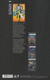 Verso de Batman : Knightfall -1- La chute