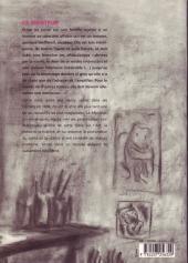 Verso de Le menteur - Le Menteur