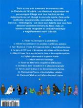 Verso de Tintin - Divers -61- Les Personnages de Tintin dans l'Histoire (Vol. 2)