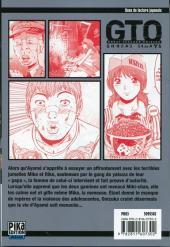 Verso de GTO - Shonan 14 days -6- Tome 6
