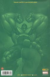 Verso de Hulk (8e Série - Panini - Marvel) -1VC- Hulk contre Banner