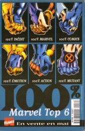 Verso de X-Men (Marvel France 1re série - 1997) -16- Frères ennemis