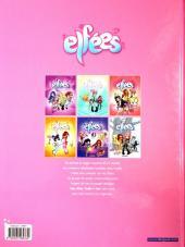 Verso de Les elfées -6- Les elfées 6