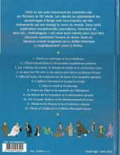 Verso de Tintin - Divers -61'- Les Personnages de Tintin dans l'Histoire (Vol. 2)