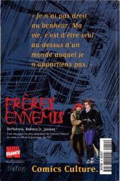 Verso de X-Men (Marvel France 1re série - 1997) -19- Panique à Hong-Kong