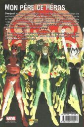 Verso de Deadpool Max -2- Longue vie à l'Hydra !