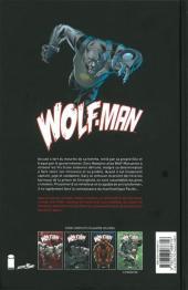 Verso de Wolf-man -4- Tome 4