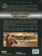 Verso de Black Force squadron -2- Croisière en enfer