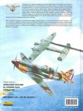 Verso de F.A.F.L Forces Aériennes Françaises Libres -3- Gibraltar