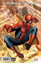 Verso de Spider-Man - Un jour nouveau -1- Un jour nouveau