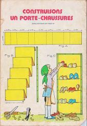 Verso de Rin Tin Tin & Rusty (2e série) -55- Le fils du major Swanson
