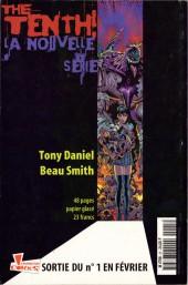 Verso de X-Men (Marvel France 1re série - 1997) -25A- Eternels regrets
