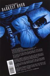 Verso de Batman (1940) -INTa- Batman R.I.P.