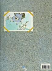 Verso de Les bidochon -2a1994- Les Bidochon en vacances